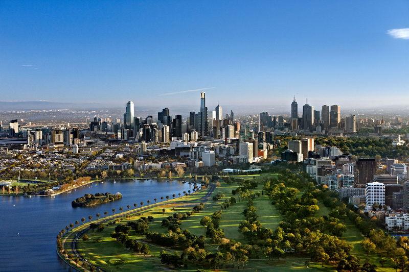 Llegamos a Oceanía, pisamos la ciudad de Melbourne, ¿Cuál de estos paises pertenecen esta ciudad?