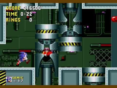 ¿Cómo se llamaba el último nivel del Sonic The Hedgehog (1991)?