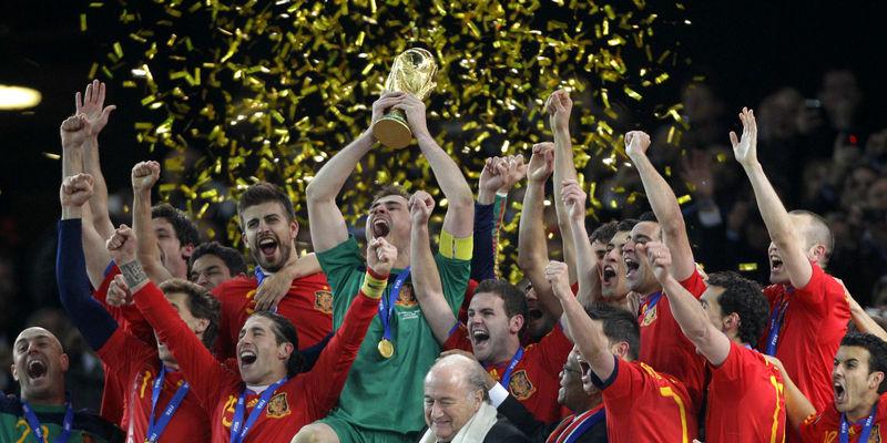 21412 - ¿Cuánto sabes de la historia de España en Mundiales?