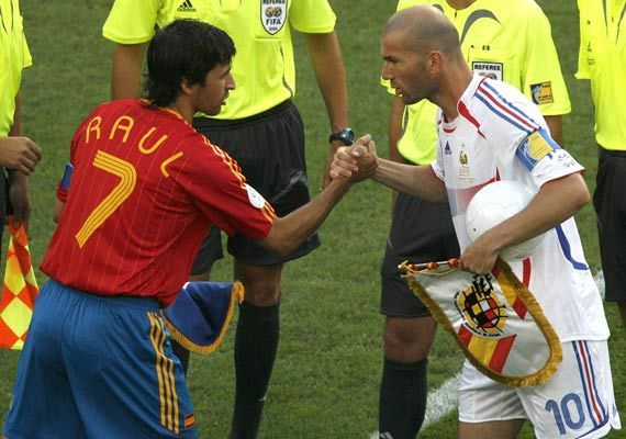 En 2006, Francia acabaría con las aspiraciones de la Roja en 1/8 tras ganar 3-1. El último tanto lo hizo...