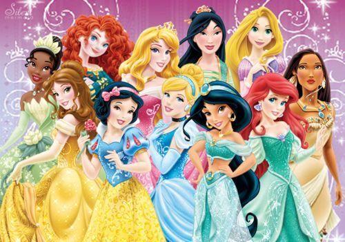 21415 - ¿Qué Princesa Disney eres según tu personalidad?