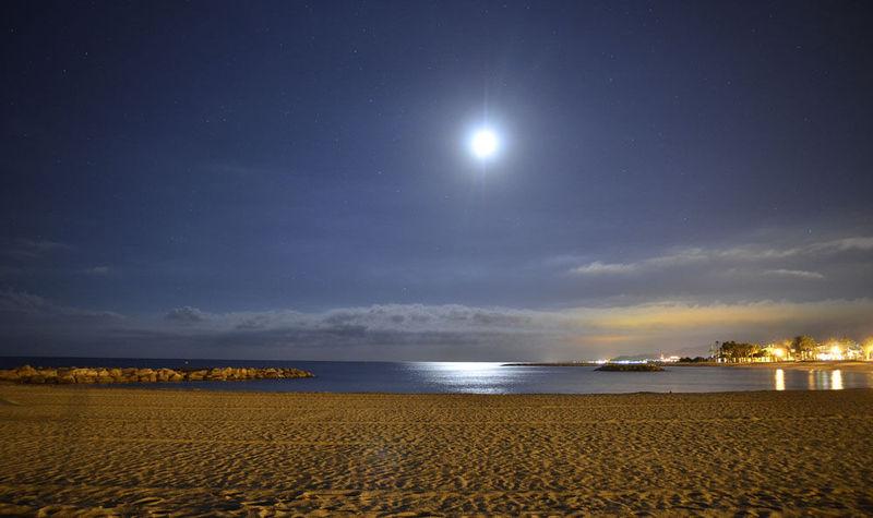 Tu noche de verano perfecta sería…