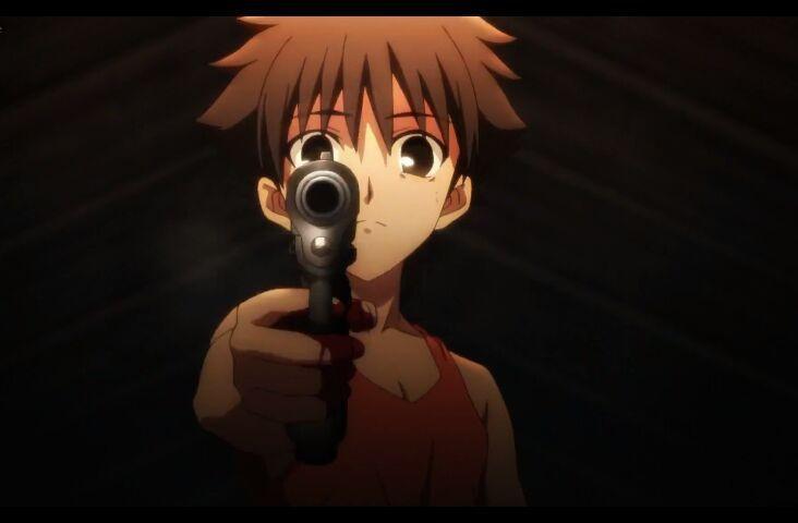 ¿Por qué Kiritsugu le disparó a su padre?