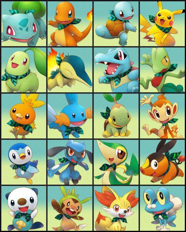 21486 - ¿Qué pokemon de Pokemon Mundo Misterioso serías por tu personalidad?
