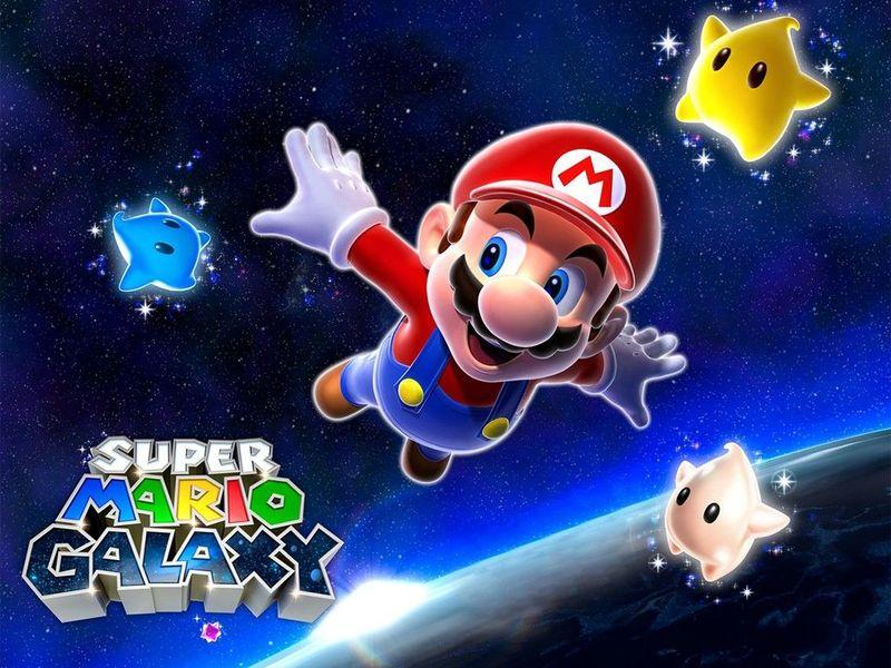 21538 - Galaxias de Super Mario Galaxy
