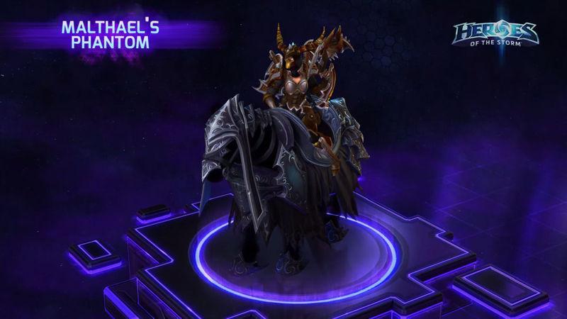 He aquí el fantasma de Malthael. ¿Sabes qué hacer en Diablo III para obtener esta montura?
