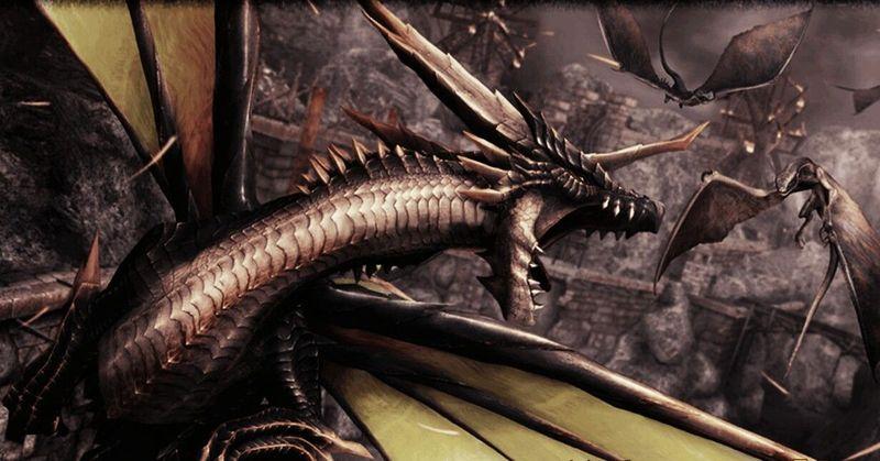 21566 - ¿Conoces a todos los monstruos poderosos/dragones ancianos de Monster Hunter?