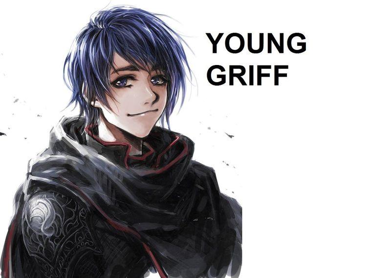 ¿Y al joven Griff?