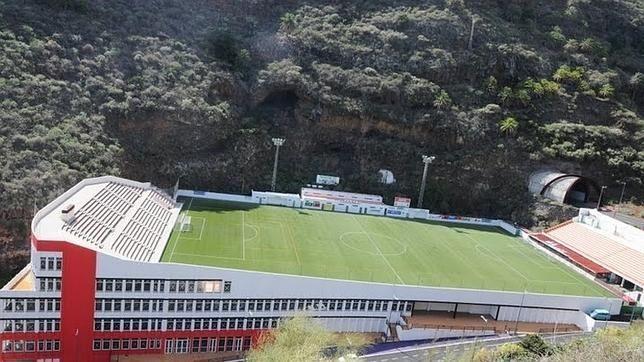 Bonito, ¿verdad? ¿Qué equipo juega en este estadio?