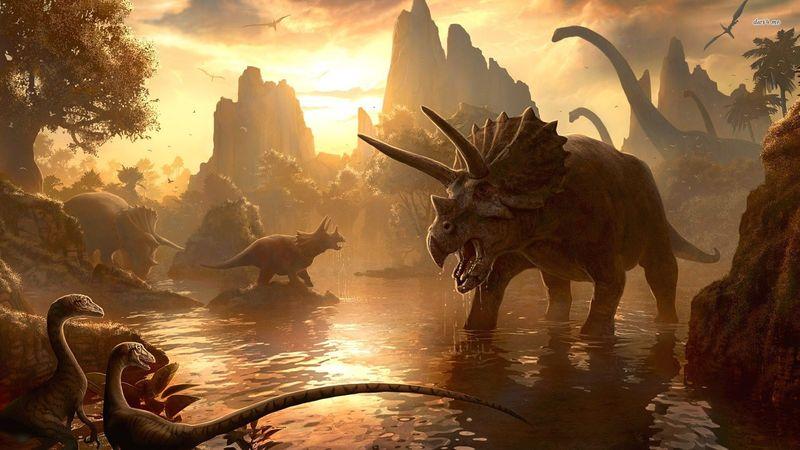 21596 - ¿Sabrías identificar cada dinosaurio por su nombre? [Experto]