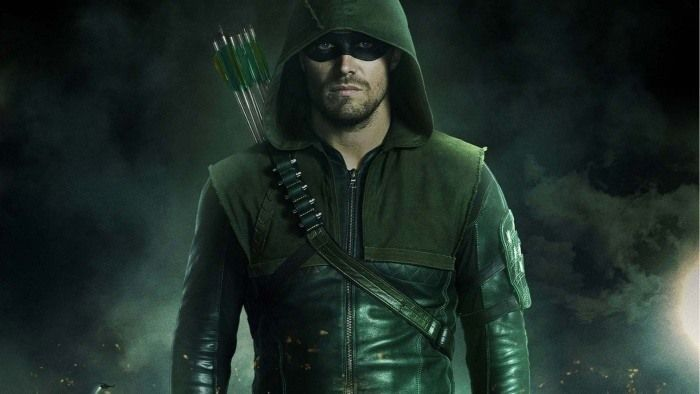 ¿En cuántos episodios de la serie aparece físicamente Oliver Queen (Arrow/Green Arrow)?