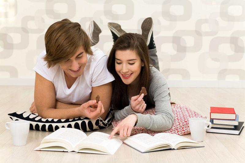 ¿Estudias/Estudiabas para los exámenes?