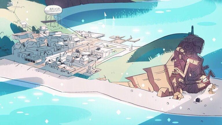 Beach City/Ciudad Playa es el lugar perfecto. ¿No es verdad?