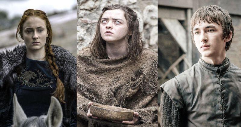 Escoge a un Stark vivo