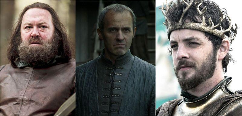 Escoge a un Baratheon muerto