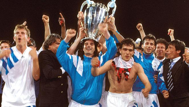 ¿Quién fue el campeón de la edición 1987/1988?