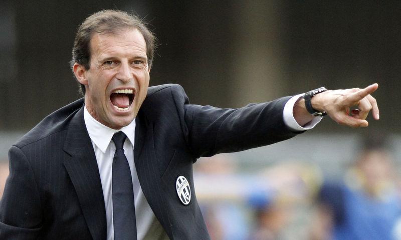 ¿Cuál era el entrenador de la Juventus cuando ésta ganó la champions 1995/96?
