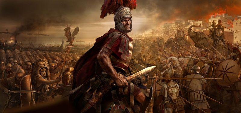 Llegan malas noticias: varias hordas de bárbaros venidos de Arabia han atacado por sorpresa.