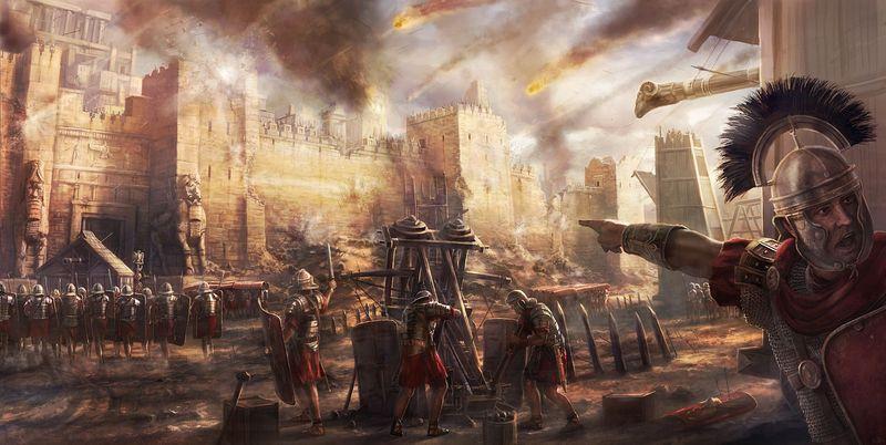 Buenas noticias al fin: los árabes se han rendido y tus tropas han logrado avanzar hasta el río Elba.