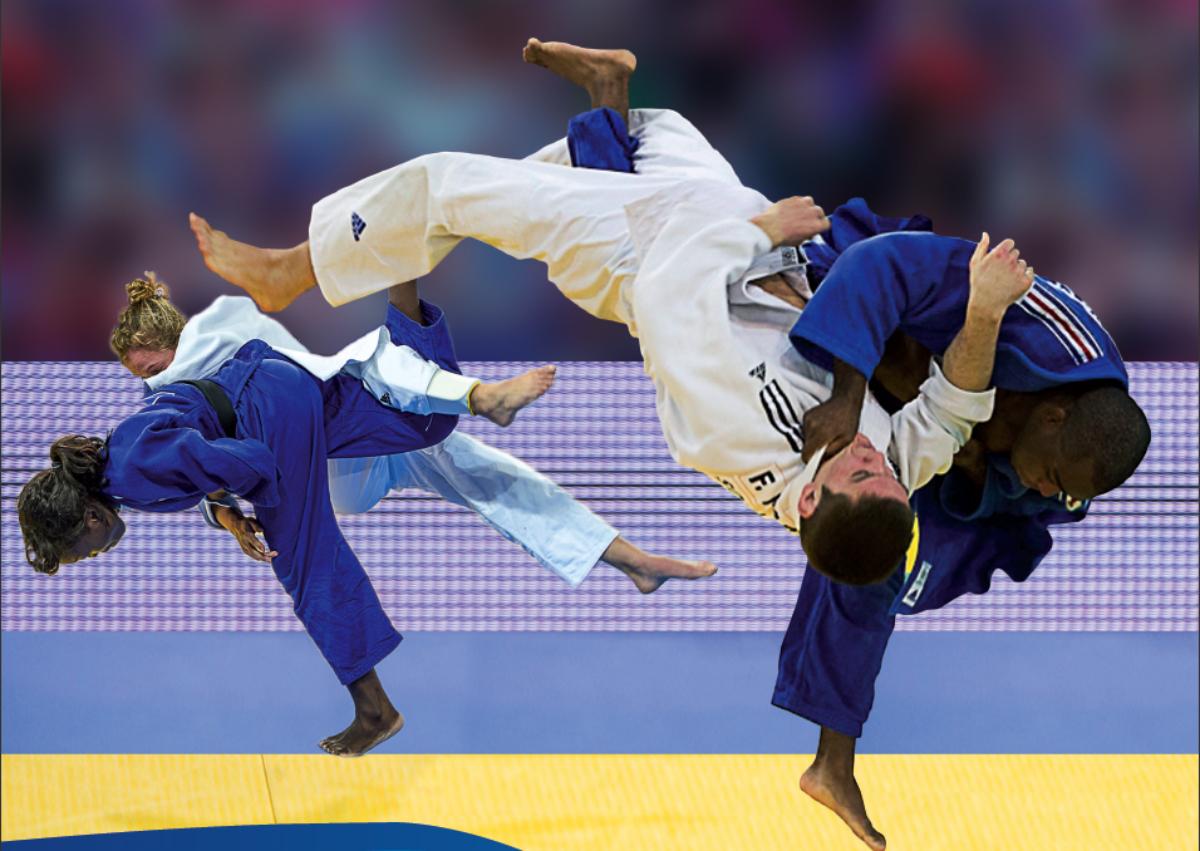 21557 - Judo