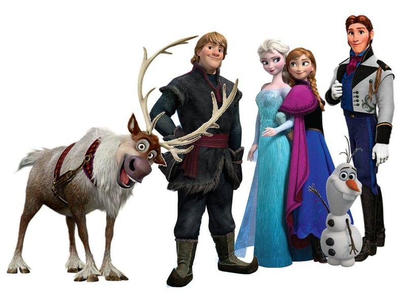 21654 - ¿Qué personaje de Frozen eres?