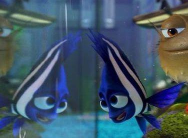 Está pez estaba un poco tocada de la cabeza... ¿La recuerdas a ella y a su