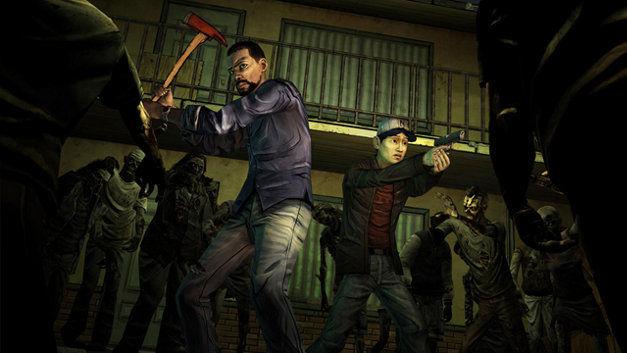 21739 - ENCUESTA: ¿Qué piensas del juego The Walking Dead?