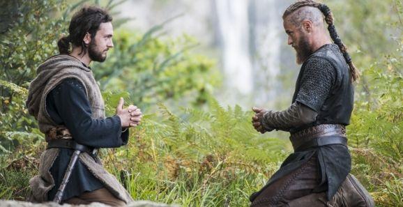 Un aprendiz de vikingo te hace una pregunta por curiosidad.