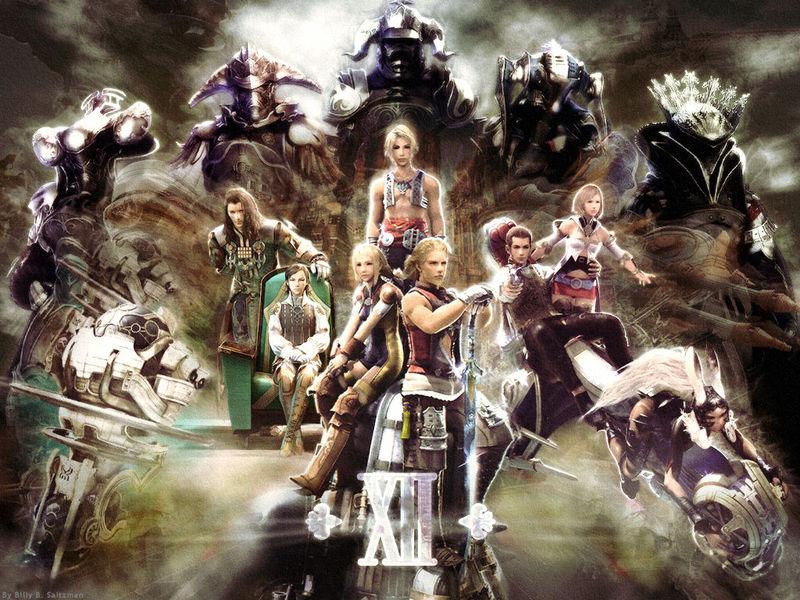 21839 - ¿Quién eres de entre los 6 personajes principales de FF XII?