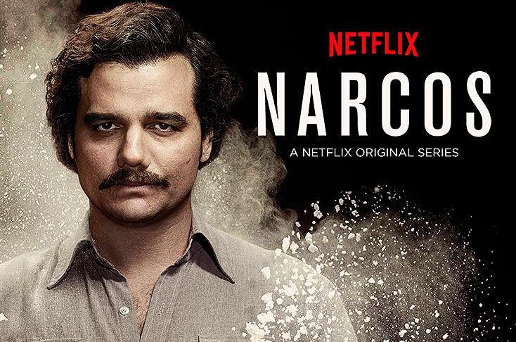 21850 - Personajes de Narcos
