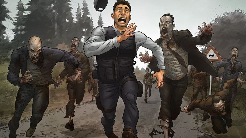 21896 - Tu equipo en un apocalipsis zombie