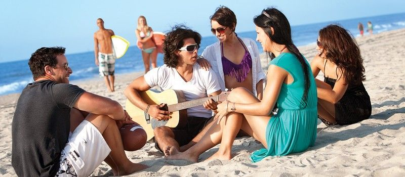 El resto del día en la playa y/o piscina, sueles estar el mayor tiempo...