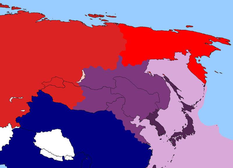 No has tenido en cuenta que si atacabas la URSS, Canadá te atacaría... ¿Qué haces?