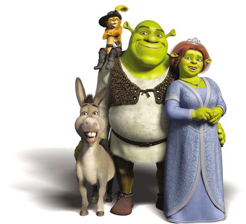 21906 - Descubre qué personaje de Shrek serías