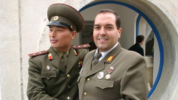 21927 - COREA DEL NORTE: ¿Coincides con Alejandro Cao de Benos?
