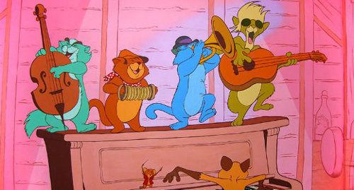 21933 - ¿Recuerdas la letra de las canciones Disney?