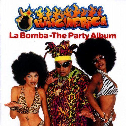 King África - La Bomba - 2000 -