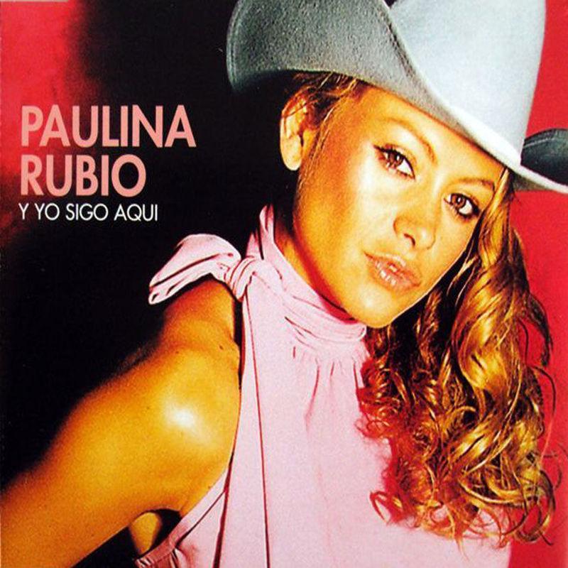 Paulina Rubio - Y yo sigo aquí - 2000 -