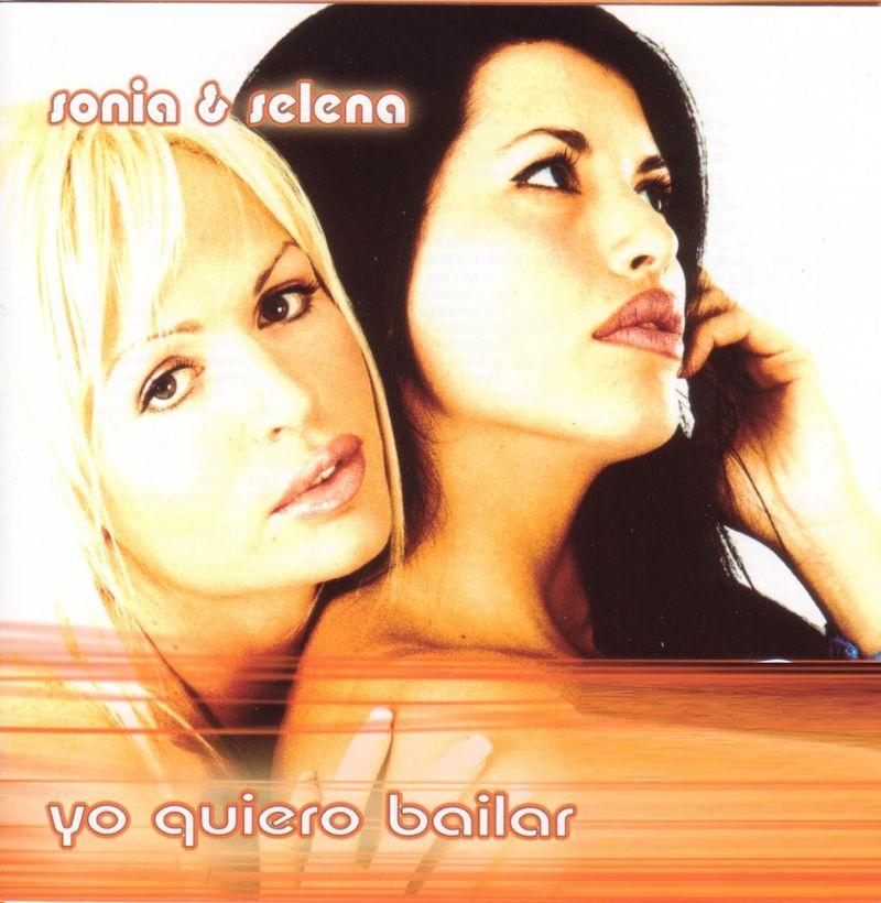 Sonia y Selena - Yo quiero bailar - 2001 -