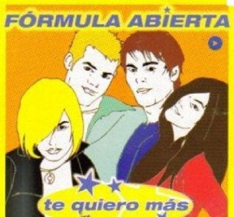 Fórmula Abierta - Te quiero más - 2002 -