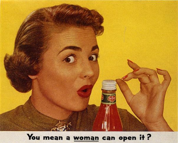21951 - ¿Hubieras sido una buena mujer en los 50's? [Test irónico-protesta]