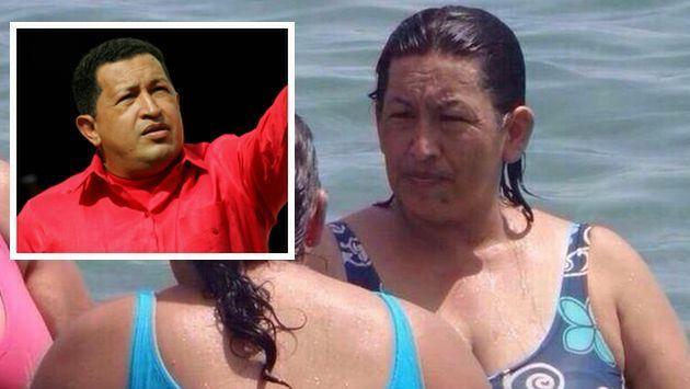 Empecemos con una facilita, según Maduro, Chávez reencarnó en un/una...