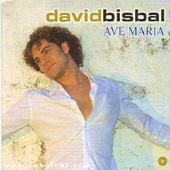 David Bisbal - Ave María - 2002 -