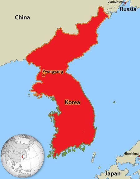 Gracias a tu estrategia y tus aliados has ganado la guerra. Corea está unida de nuevo.