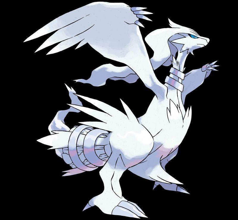 ¿Qué espécie de Pokémon es Reshiram?