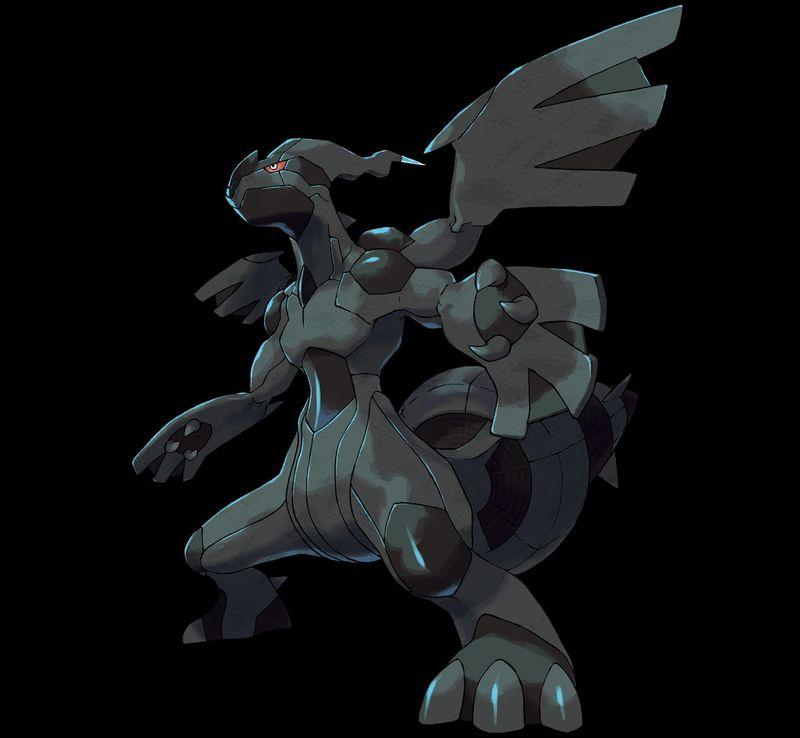 ¿Qué espécie de Pokémon es Zekrom?