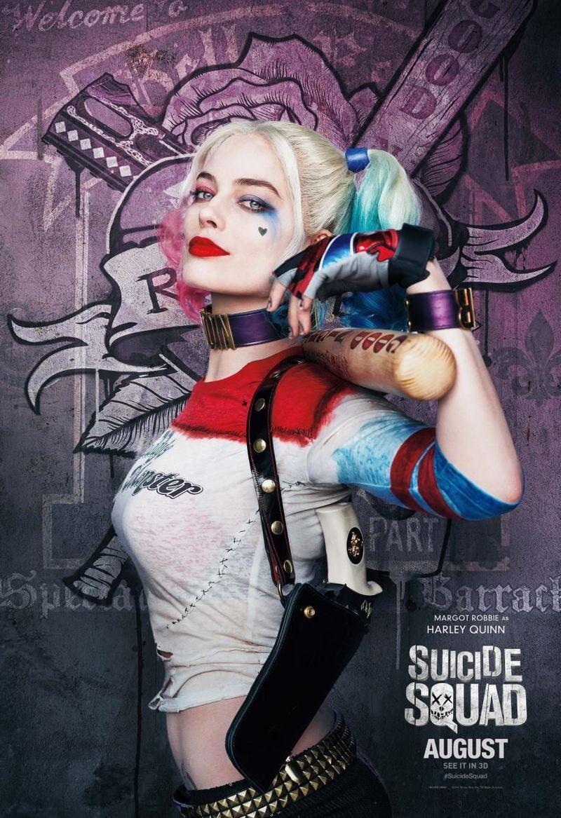 21987 - ¿Cuánto sabes de Harley Quinn?