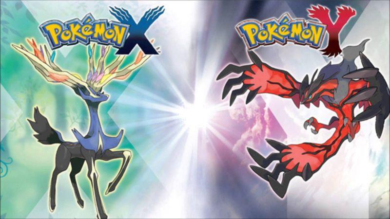 ¿Cómo se llaman los Pokémon Legendarios principales de Kalos?