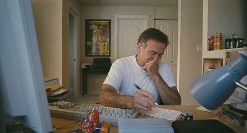 ¿A qué película pertenece este fotograma en la que aparece Robin Williams?