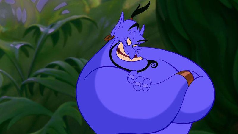 ¿En cuál de estos personajes de películas de animación no prestó su voz?